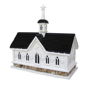 Gothic Revival Birdhouse