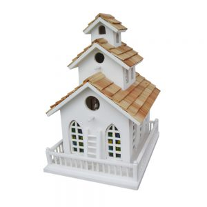 Tabernacle Birdhouse