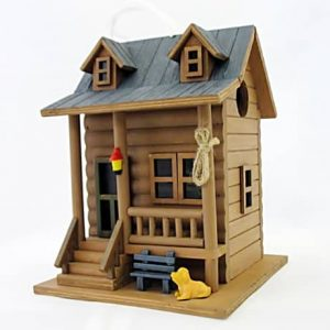 Timber Cottage Birdhouse