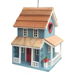 Queen's Quarters Cottage Birdhouse