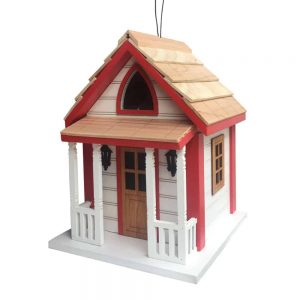 Princess Cottage Birdhouse