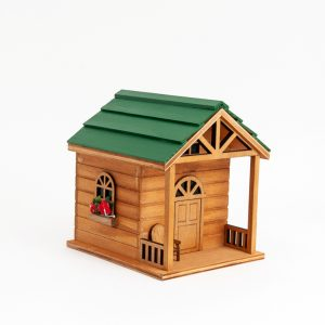 Vacation Cottage Birdhouse