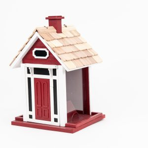Centerport Feeder In Red With Gift Box