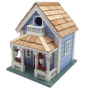 Oaks Bluff Cottage Birdhouse