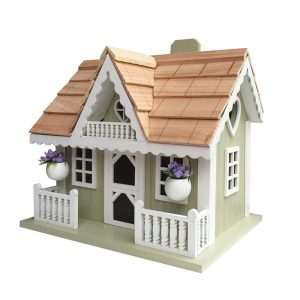 The Precious Cottage Birdhouse
