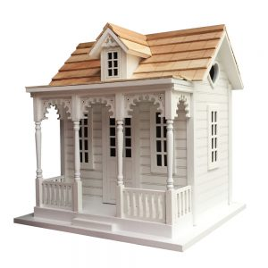 Rose Garden Cottage Birdhouse