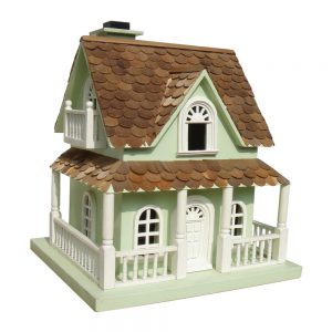 The Mill House In Mint Green
