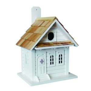 Nola Birdhouse In White