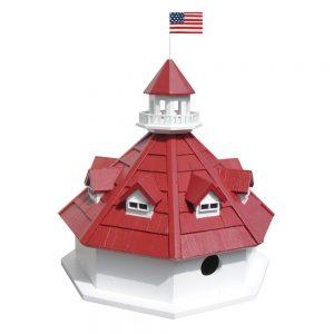 The Point Lighthouse Birdhouse