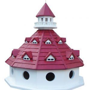 La Jolla Hotel Birdhouse For Purple Martins