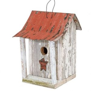 Lake Shack Birdhouse