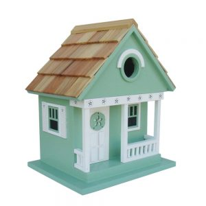California Beach Shell Birdhouse