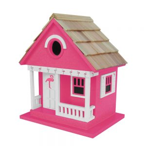 Tropical Cottage Birdhouse