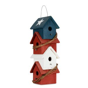 Star Tower Birdhouse