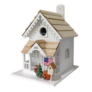 Tis The Season Birdhouse